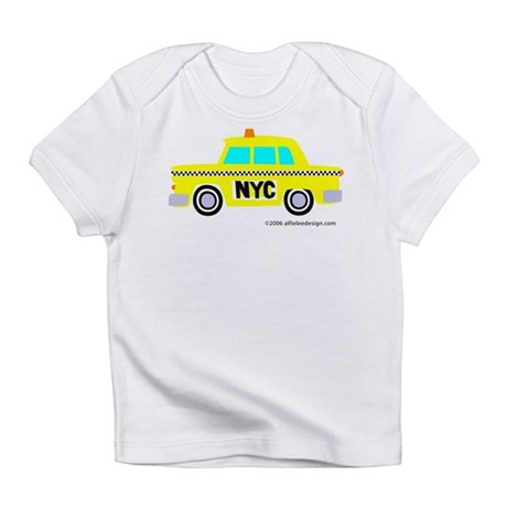 Wee New York Cab! Infant T-Shirt