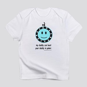 go Daddy Creeper Infant T-Shirt
