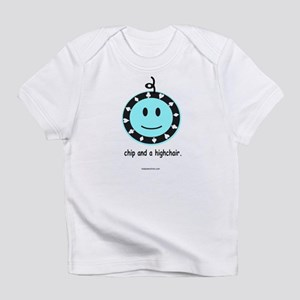 Chip and Highchair Creeper Infant T-Shirt