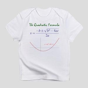 Quadratic Formula Infant T-Shirt