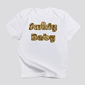 Swirly Baby Infant T-Shirt
