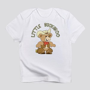 Little Buckaroo Bear Infant T-Shirt