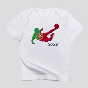 iSoccer Portugal Infant T-Shirt