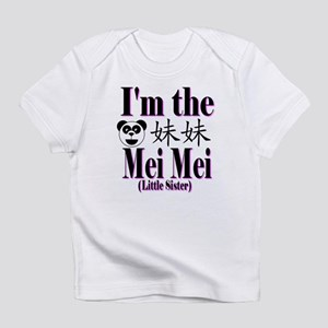 I'm Mei Mei Panda Infant T-Shirt