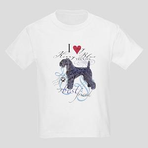 Kerry Blue Kids T-Shirt