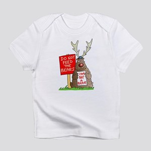 Don't Feed the Bears Creeper Infant T-Shirt