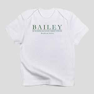 Bailey Bldg & Loan Infant T-Shirt
