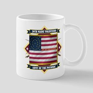 20th Maine V.I. Mug