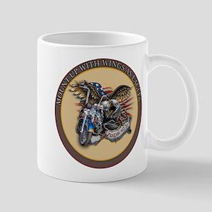 CB10 BIKER EAGLE Mug