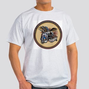 CB10 BIKER EAGLE Light T-Shirt