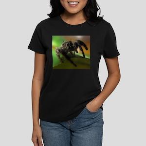 Jumping Spider Women's Dark T-Shirt