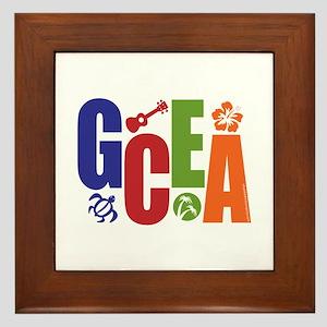 GCEA Framed Tile