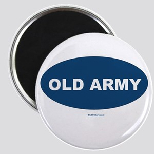 Old Army Dad Magnet