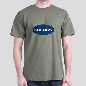 Old Army Dad Dark T-Shirt