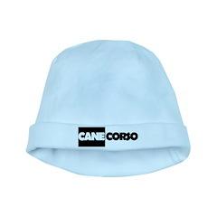 Cane Corso B&W baby hat
