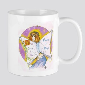 Reading Fairy Mug