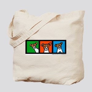 Jack Russells Tote Bag