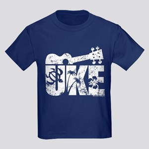 The Uke Kids Dark T-Shirt