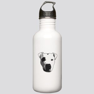 Druidzilla Face Stainless Water Bottle 1.0L