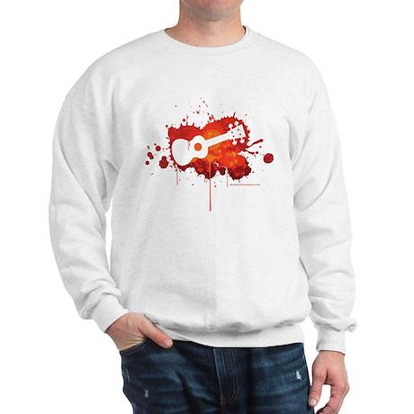 Ukulele Splash Sweatshirt