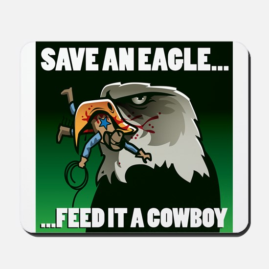 Eagles Football Mousepad