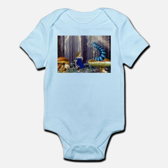Who Are You? Infant Bodysuit
