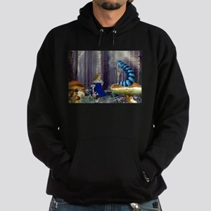 Who Are You? Hoodie (dark)