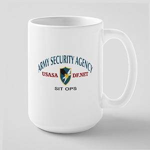 ASA SIT OPS Large Mug