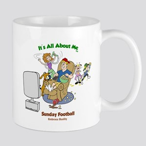 Sunday Football Mug