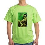 Calvin as Gadfly Green T-Shirt