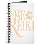 Be Reiki Pawprint Journal