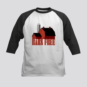 The Barn Free Kids Baseball Jersey