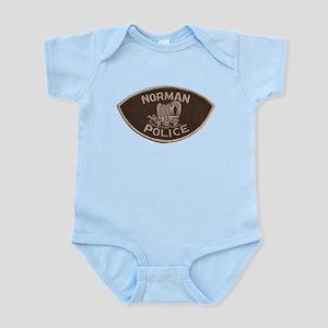Norman Oklahoma Police Infant Bodysuit
