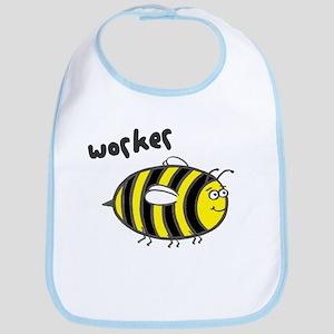 'Worker Bee' Bib