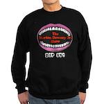 Morton Downey Jr. Zip It Sweatshirt (dark)