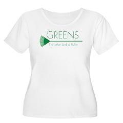 Greens: Fluffers T-Shirt