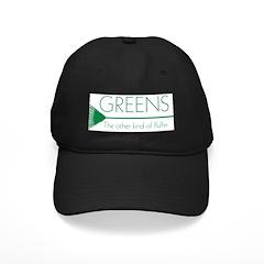 Greens: Fluffers Baseball Hat