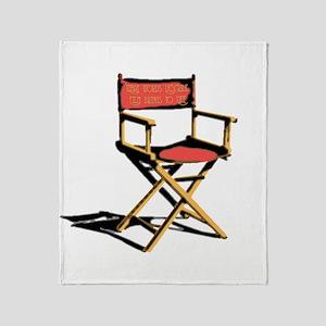 Film Brings Life Throw Blanket