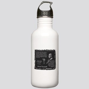 Foucault's Critique Stainless Water Bottle 1.0L
