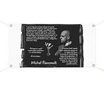 Foucault's Critique Banner