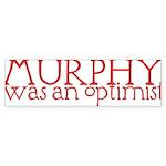 Murphy: Optimist Sticker (Bumper 10 pk)