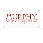 Murphy: Optimist Banner
