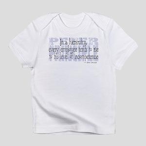 Peter Principle Infant T-Shirt