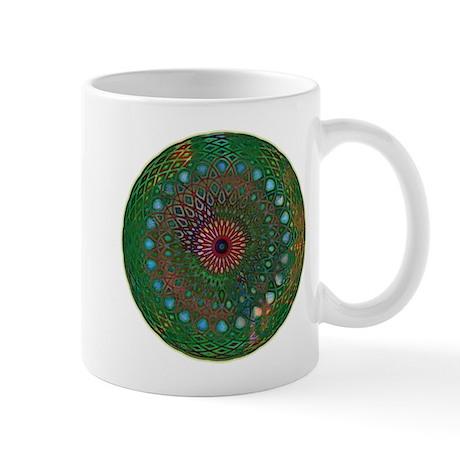 Gaia's Mandala Mug