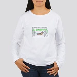 9 Aldercation Women's Long Sleeve T-Shirt
