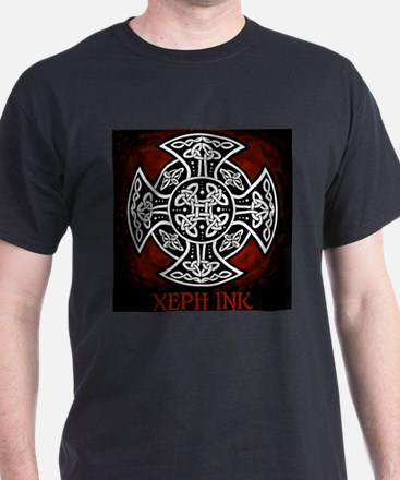 Celtic War Shield T-Shirt