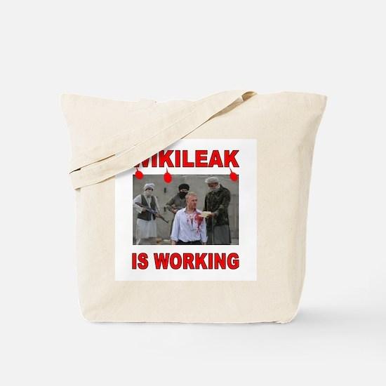 WIKILEAK TERRORISTS Tote Bag