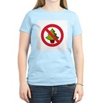 No Christmas Women's Light T-Shirt