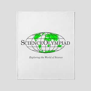 Science Olympiad Throw Blanket