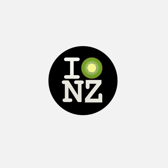 Cute Nz Mini Button